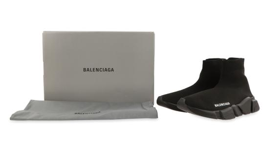 Balenciaga Sneakers Trainers Black Athletic Image 11