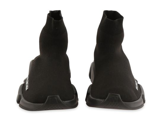 Balenciaga Sneakers Trainers Black Athletic Image 2