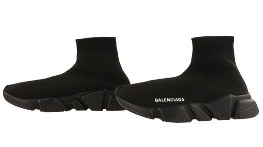 Balenciaga Sneakers Trainers Black Athletic Image 4