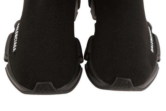 Balenciaga Sneakers Trainers Black Athletic Image 6