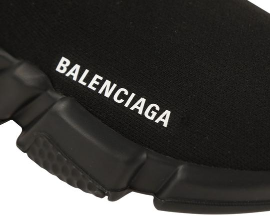 Balenciaga Sneakers Trainers Black Athletic Image 8