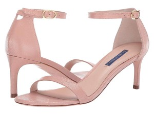 Stuart Weitzman buff blush Pumps