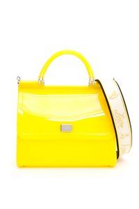Dolce&Gabbana Bb6235 Au698 8l136 Tote in Yellow