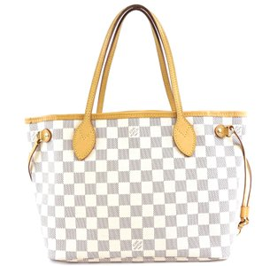 Louis Vuitton Lv Damier Neverfull Pm Never Shoulder Bag
