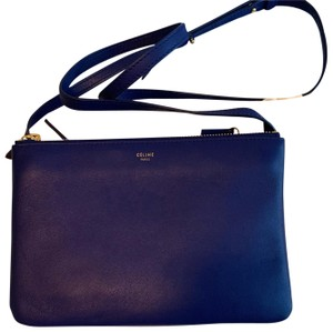 Céline blue Clutch