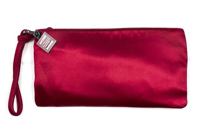 Item - Wristlet Red Satin Clutch