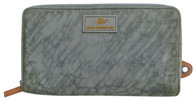 Item - Long Wallet Cup 2000 Limited Edition Gray Nylon Wristlet