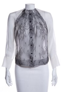 Stella McCartney Top White & Black