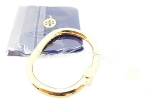 Tory Burch Tory Burch Toggle Hinged Bracelet Shiny Gold NEW WITH TAGS Includes Dust Bag