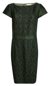 Green Maxi Dress by Tory Burch Floral Lace