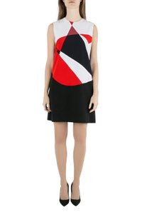Multicolor Maxi Dress by Victoria, Victoria Beckham Sleeveless Viscose
