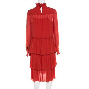 Red Maxi Dress by See by Chloé Polyester