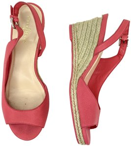 Cole Haan Pink Wedges