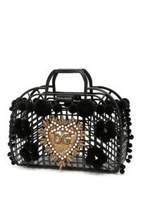 Dolce&Gabbana Bb6702 Ak684 80999 Tote in Black