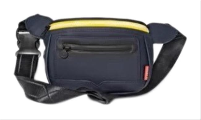 Item - Bum For Target 2019 Xxo Navy Shell Material:: Pvc (Polyvinyl Chloride) Liner Material: Polyester Interior Cross Body Bag