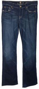 7 For All Mankind 74am Denim Bootcut Trouser/Wide Leg Jeans