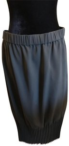 COS Pleated Hem Modern Stylish Collection Of Style Skirt Dark Forest Green