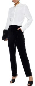 Vince Straight Pants black with tag