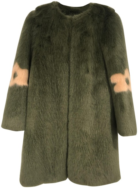 Item - Green 'kylie' Coat Size 4 (S)