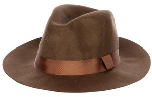 Other New Floppy wool hat with grosgrain band