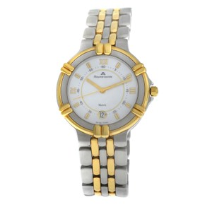 Maurice Lacroix Ladies' Maurice Lacroix 95327 Gold Electroplated Steel Quartz 35MM