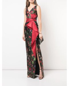 Black Maxi Dress by Marchesa Notte