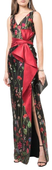 Preload https://item4.tradesy.com/images/marchesa-notte-black-floral-bow-cut-long-casual-maxi-dress-size-12-l-26050468-0-1.jpg?width=400&height=650