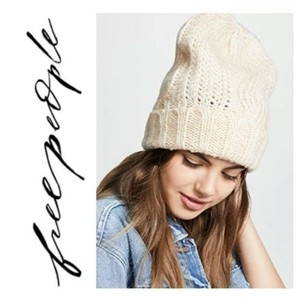 Free People Harlow cable knit
