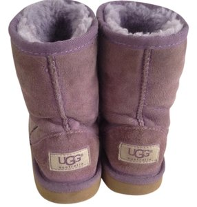 Kids UGG Boots Purple Boots