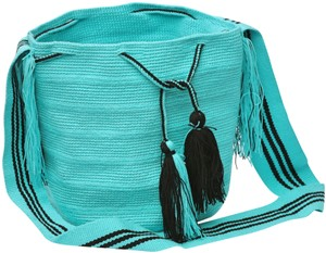 Wayuu Tribe Boho Bucket Chic Hobo Bag