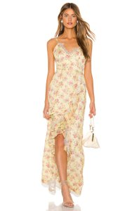 Majorelle Paisley Floral Homecoming Wedding Guest Revolve Dress