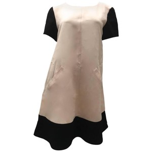 Courrèges short dress Black and White Party Fabulous on Tradesy