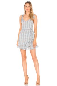Majorelle short dress on Tradesy