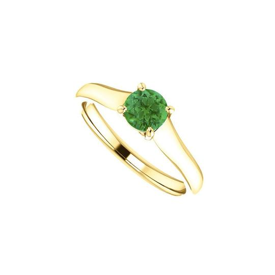 Preload https://img-static.tradesy.com/item/26052680/green-may-birthstone-emerald-engagement-in-14kt-yellow-gold-050-ct-tg-ring-0-0-540-540.jpg