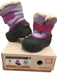 ❌❌SOLD❌❌Sorel Whitened Violet Boots