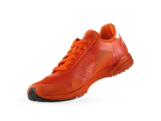Item - Orange Adizero Takumi Rubber and Mesh Sneakers Size US 5 Regular (M, B)