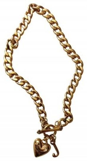 Preload https://item5.tradesy.com/images/juicy-couture-gold-chain-with-charm-necklace-26054-0-0.jpg?width=440&height=440