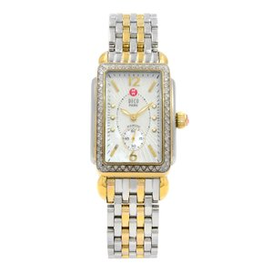 Michele Deco Park Diamond MOP Dial Ladies Watch MW06M01C5025