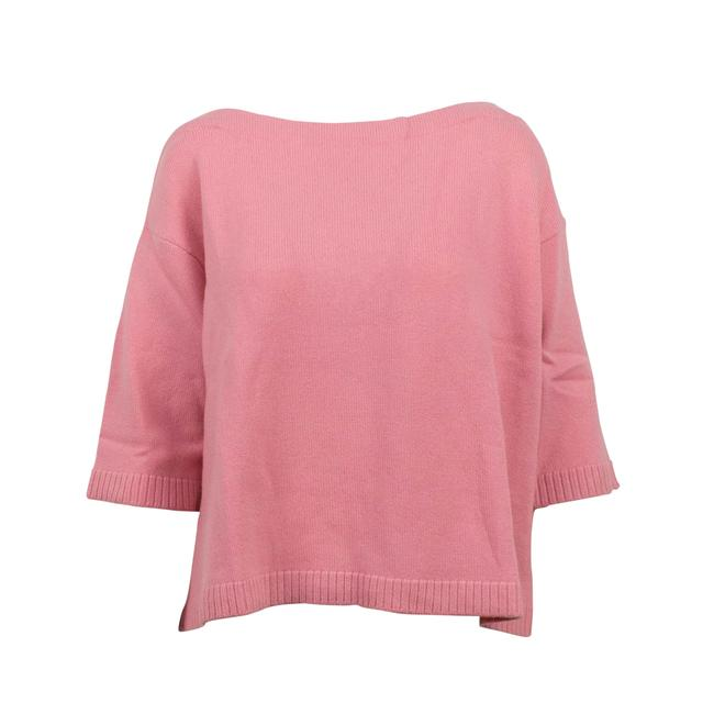 Preload https://img-static.tradesy.com/item/26054649/valentino-loose-fit-cashmere-pink-sweater-0-0-650-650.jpg