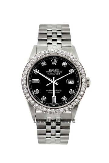 Preload https://img-static.tradesy.com/item/26054671/rolex-black-dial-36mm-datejust-ss-23ct-with-appraisal-watch-0-0-540-540.jpg