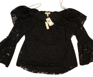 Cupio Top Black