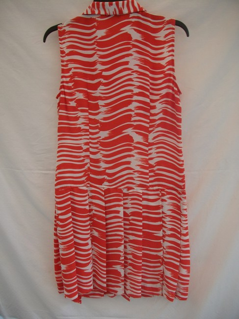 CAbi short dress Red and White on Tradesy Image 1