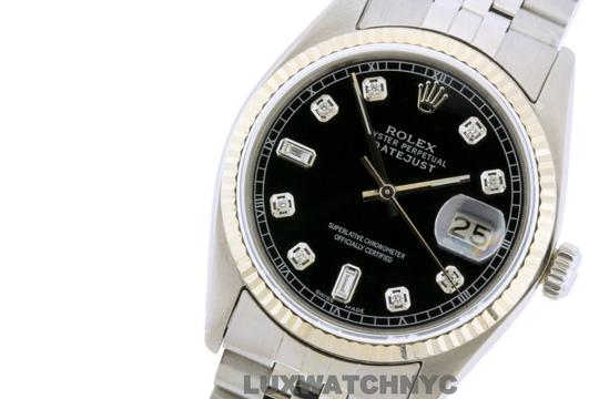 ROLEX 36mm Datejust Stainless steel withAppraisal Image 2