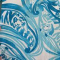 Lilly Pulitzer short dress Blue and White on Tradesy Image 2