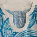 Lilly Pulitzer short dress Blue and White on Tradesy Image 3