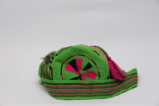 Wayuu Tribe Boho Chic Casual Hobo Bag Image 1
