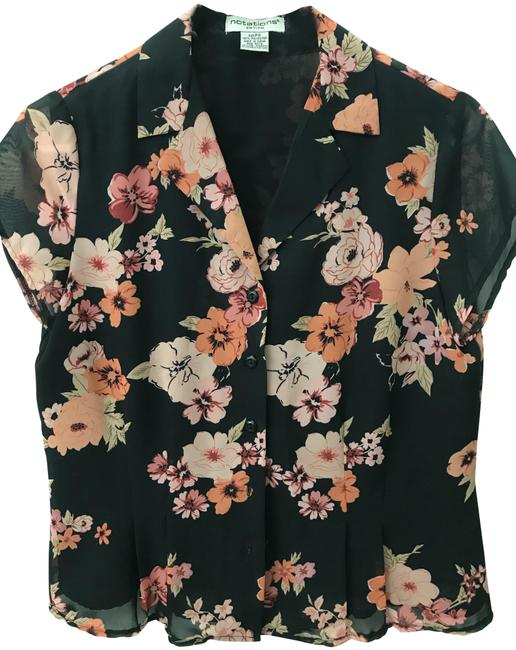 Preload https://img-static.tradesy.com/item/26055396/notations-black-and-peach-blouse-size-petite-4-s-0-2-650-650.jpg