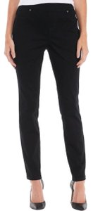 New Directions Jeggings-Dark Rinse