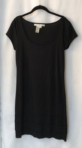 Studio M short dress Black Never Worn 62% Polyester 33% Rayon 5% Spandex Made In China on Tradesy