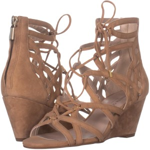 Kenneth Cole Beige Wedges